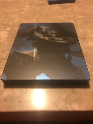 Sekiro Shadows Die Twice Steelbook PS4 Xbox one. No Game. Ships In A Box.