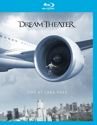 DREAM THEATER Live At LUNA PARK LIVE VIDEO BLU-RAY with 5.1 SURROUND SOUND