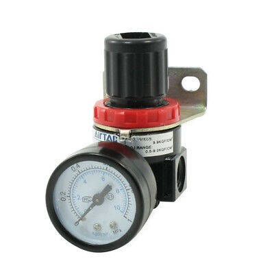 "H● AR2000 Model 1/4""PT Mounting Adjustable Pressure Pneumatic Regulator."