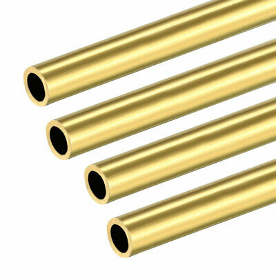 4PCS 5mm x 7mm x 500mm Brass Pipe Tube Round Bar Rod for RC Boat