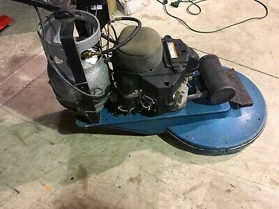 Stonekor Floor Buffer Kawasaki High Speed Burnisher w/ Propane Tank