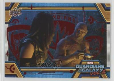 2017 Upper Deck Guardians of the Galaxy Volume Red 2/49 #22 Flattering Smile 0ad