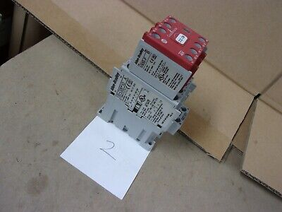 Allen Bradley Mag Starter 100S-C09D14C Series A Safety Relay Contactor 120 V AC