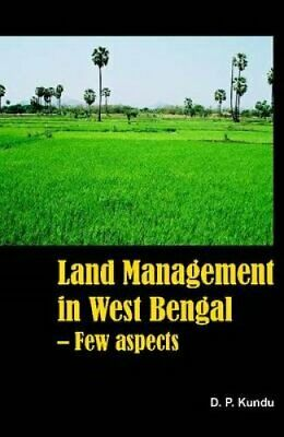 Land Management in West Bengal Few Aspects by Dipak Prakas 9788182060258