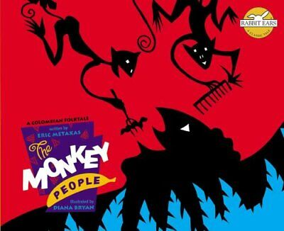 The Monkey People by Eric Metaxas 9781596792265   Brand New   Free UK Shipping