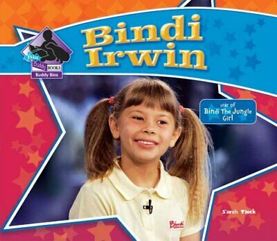 Bindi Irwin by Sarah Tieck 9781604531220 | Brand New | Free UK Shipping
