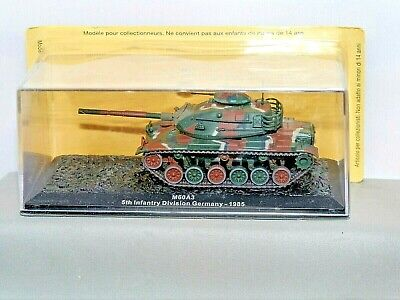 Altaya Diecast 1:72 - M60 A3 5Th Infantry Division Us Army Germany 1985