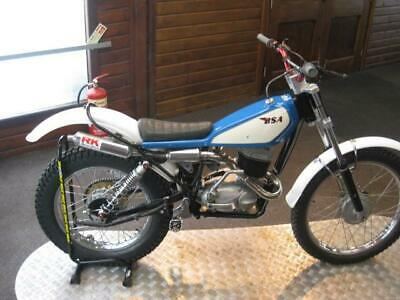 Bsa Bantam 185 Trials Bike Pre 65 ,Twinshock