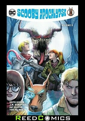 SCOOBY APOCALYPSE VOLUME 5 GRAPHIC NOVEL New Paperback Collects #25-30