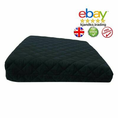 Pleasant Car Seat Pad Quilted Cover Basic Padded Foam Wedge Cushion Ibusinesslaw Wood Chair Design Ideas Ibusinesslaworg