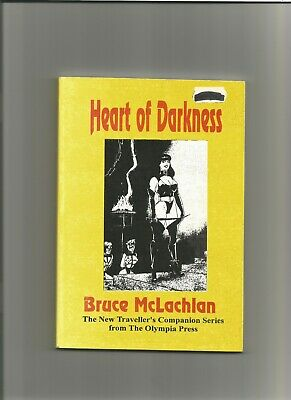 Heart of Darkness; Bruce McLachlan: The Olympia Press