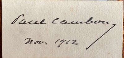 Pierre Paul Cambon 1843 -1924 , French Diplomat ,Ambassador To Uk During Ww1