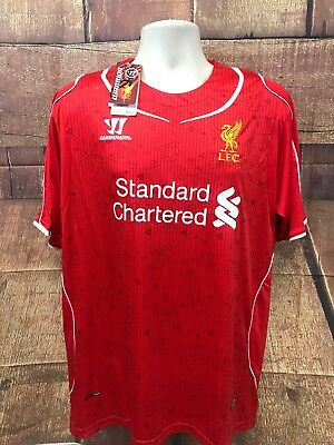 Liverpool Football Club #10 Coutinho Soccer Jersey By Warrior Size XL New