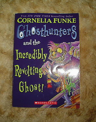 Ghosthunters Ser.: Ghosthunters and the Incredibly Revolting Ghost! 1 by Corn...