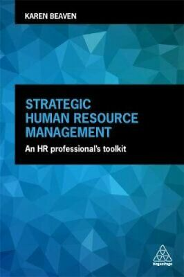 Strategic Human Resource Management An HR Professional's Toolkit 9780749484040