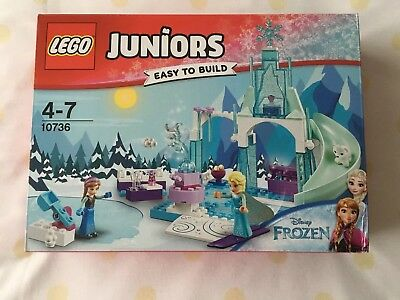 Lego Juniors. Disney Frozen. 10736. New. Sealed. Private Collection.