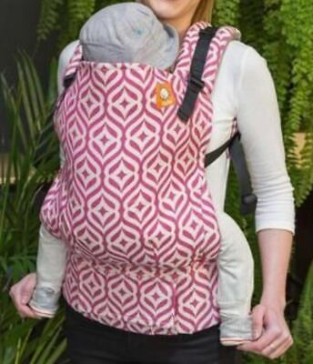 Kindsknopf Amo Love Letters Half Toddler Wrap Conversion Tula Baby Carrier - NEW