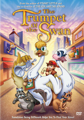 The Trumpet Of The Swan (DVD,2001)