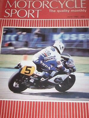 Motorcycle Sport 06/85 The TT Experience,Vauxhall 4 cylinder Motorcycle, Honda,