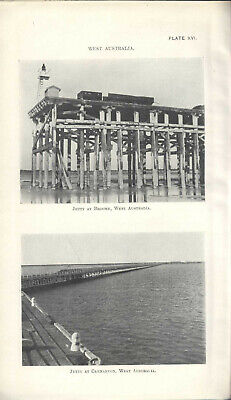 Civil Engineering Marine Structures Sea Water Ports Harbours Piers