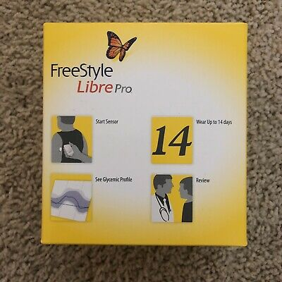 1 Libre Freestyle 14 Day Reader Device Sealed New in box