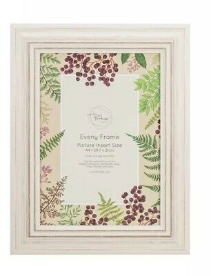 Portico 14x11 In. Eveny Wooden Picture Frame Wall Photo Certificate Poster Mount