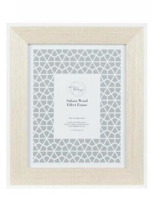 Portico A4 Black Wood Photo Picture Frame Wall Desk Certificate Mount Print Post