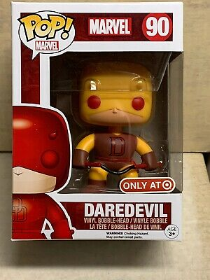 Funko Pop! Marvel: Daredevil #90 Target Exclusive NIB cZ