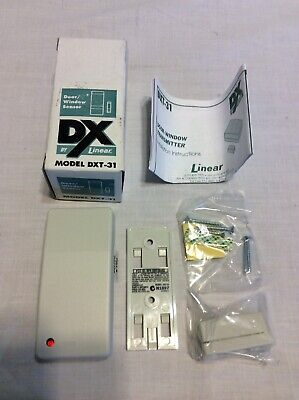 Linear DXT-31  Door / Window Transmitter,  315 MHZ      NEW    FREE SHIPPING