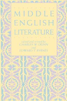 Middle English Literature by Taylor & Francis Inc (Paperback, 1990)