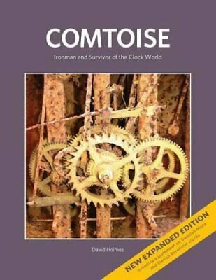 Comtoise 2nd Edition by David Holmes (Paperback, 2016)