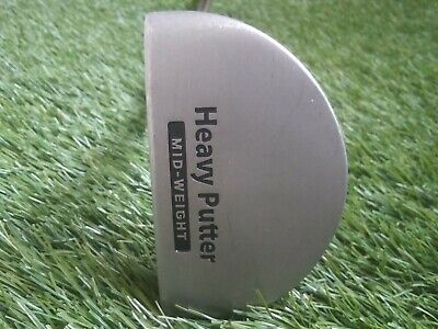 "Heavy H3 Mid-Weight 44"" LONG Putter Golf Club"