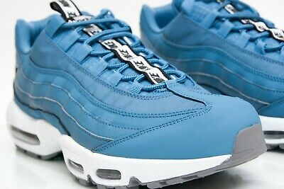 535ca973d1 Men's Nike Air Max 95 Blue Aegean Storm Trainers Size 10.5 New & Boxed Free  Post