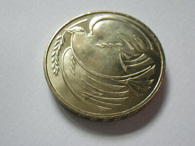 Great Britain 1995 Uncirculated £2.00 Pounds. Dove of Peace