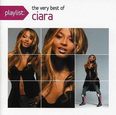 Playlist: The Very Best of Ciara by Ciara (CD, May-2012, La Face/Legacy)