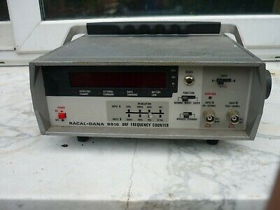 Racal Dana 9916 Uhf Frequency Counter