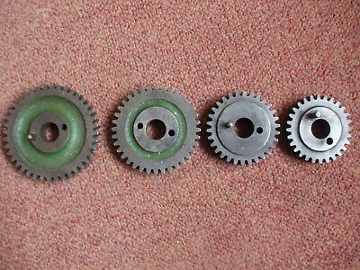 "myford 4 lathe change wheels  5/8"" hole early pin type"