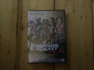 Guardians of the galaxy vol 2 dvd new/factory sealed