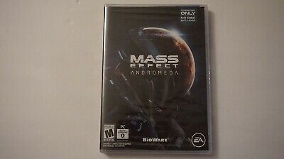Mass Effect Andromeda - PC DIGITAL DOWNLOAD ONLY- WITH CASE SEALED!!!