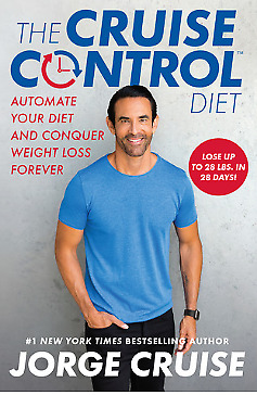 The Cruise Control Diet automate your diet and conquer 🔥P.D.F🔥📧(eDelivery)📧