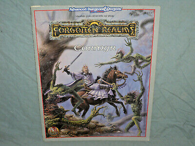 AD&D FORGOTTEN REALMS Boxed Set TSR 1147 NETHERIL EMPIRE OF