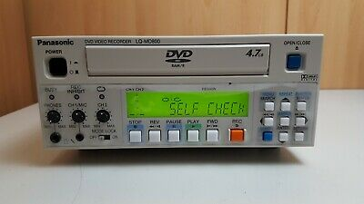 Panasonic LQ-MD800 Professional Medical Grade DVD Recorder Player