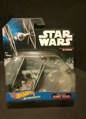 NEW Star Wars Hot Wheels Starship Imperial Tie Fighter Rogue One