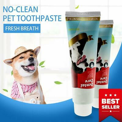 All-Natural Toothpaste For Dogs&Cats Best Solution For Bad Breath Tartar Co W5N2