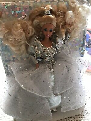 90s Christmas Mattel Barbie Doll Brand New With Out Box