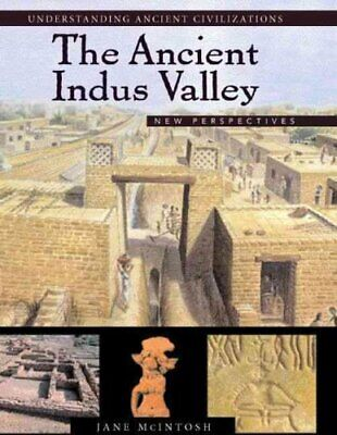 The Ancient Indus Valley: New Perspectives by Jane McIntosh (Hardback, 2007)
