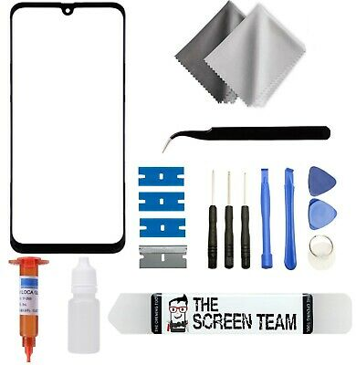 Samsung Galaxy A40 Front Glass Screen Replacement Repair Kit