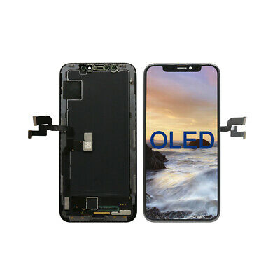Quality Premium OLED Display Screen Digitizer Replacement For iPhone X 10