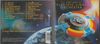The Very Best Of Electric Light Orchestra - All Over The World - Brilliant Cd