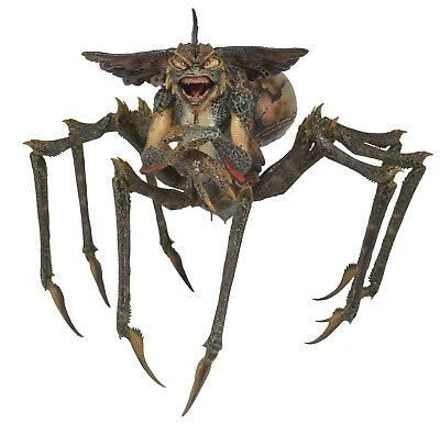 Gremlins 2 Movie The New Batch Spider Gremlin Action Figure Deluxe Boxed NECA